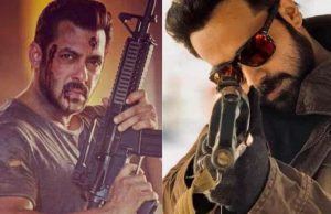 Talking about Tiger 3, Emraan Hashmi says it was always a dream to work with Salman Khan