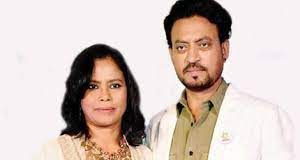 Sutapa Sikdar pens emotional note for her husband, late Irrfan Khan
