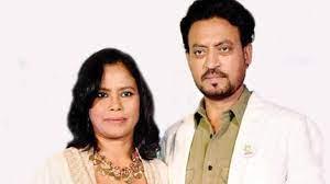 Sutapa Sikdar pens emotional note for her husband, late Irrfan Khan