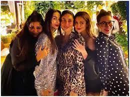 Malaika Arora opens up on her girl squad Kareena Kapoor Khan, Karisma Kapoor and Amruta Arora