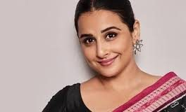 I actually met with a couple of forest officers – Vidya Balan on prepping for Sherni