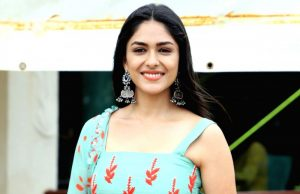 Mrunal Thakur reveals her being in 'love' with a certain cricketer