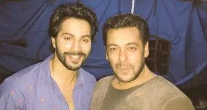 Salman Khan to release Varun Dhawan's Ganpati song from Antim