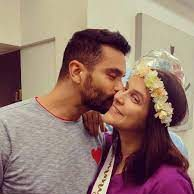 Neha Dhupia shares her happiness on arrival of Baby No 2